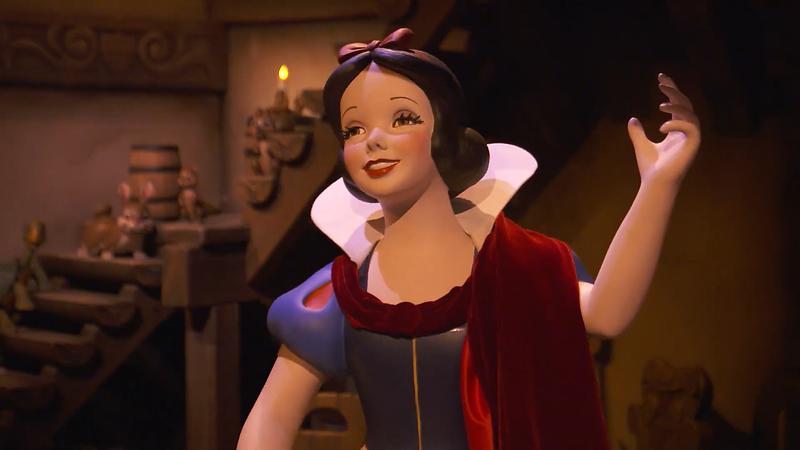 Snow White's Enchanted Wish Disneyland First Look (18)