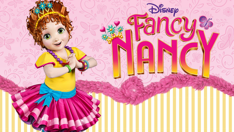 Ready to meet Fancy Nancy at Disney Parks?