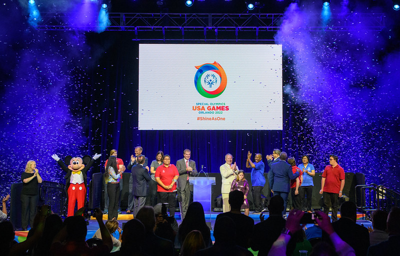 Walt Disney World hosting 2022 Special Olympics USA Games