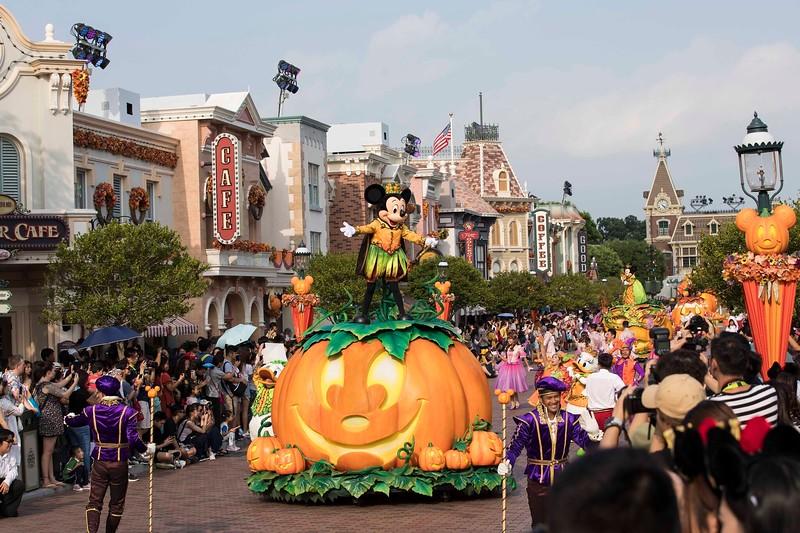 hkdl 2019 halloween time 2