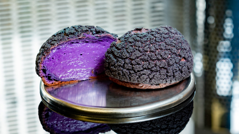 Avengers Campus Food & Beverage – Cosmic Cream Orb