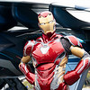 The Invincible Iron Man at Avengers Campus