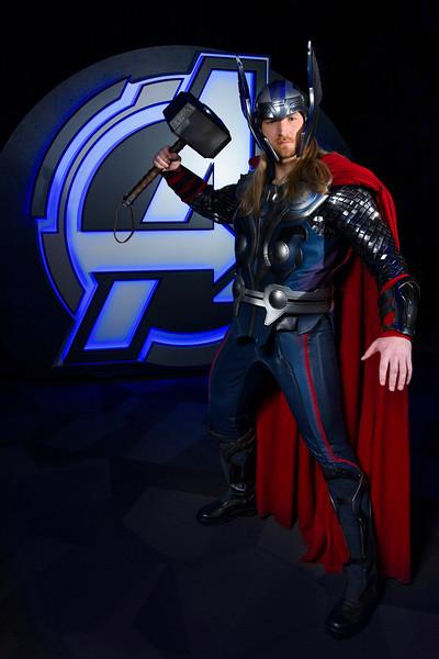 Avengers Campus at Disneyland Resort