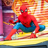 The Amazing Spider-Man! Swings High Above Avengers Campus