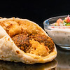 Avengers Campus Food & Beverage – Impossible Victory Falafel