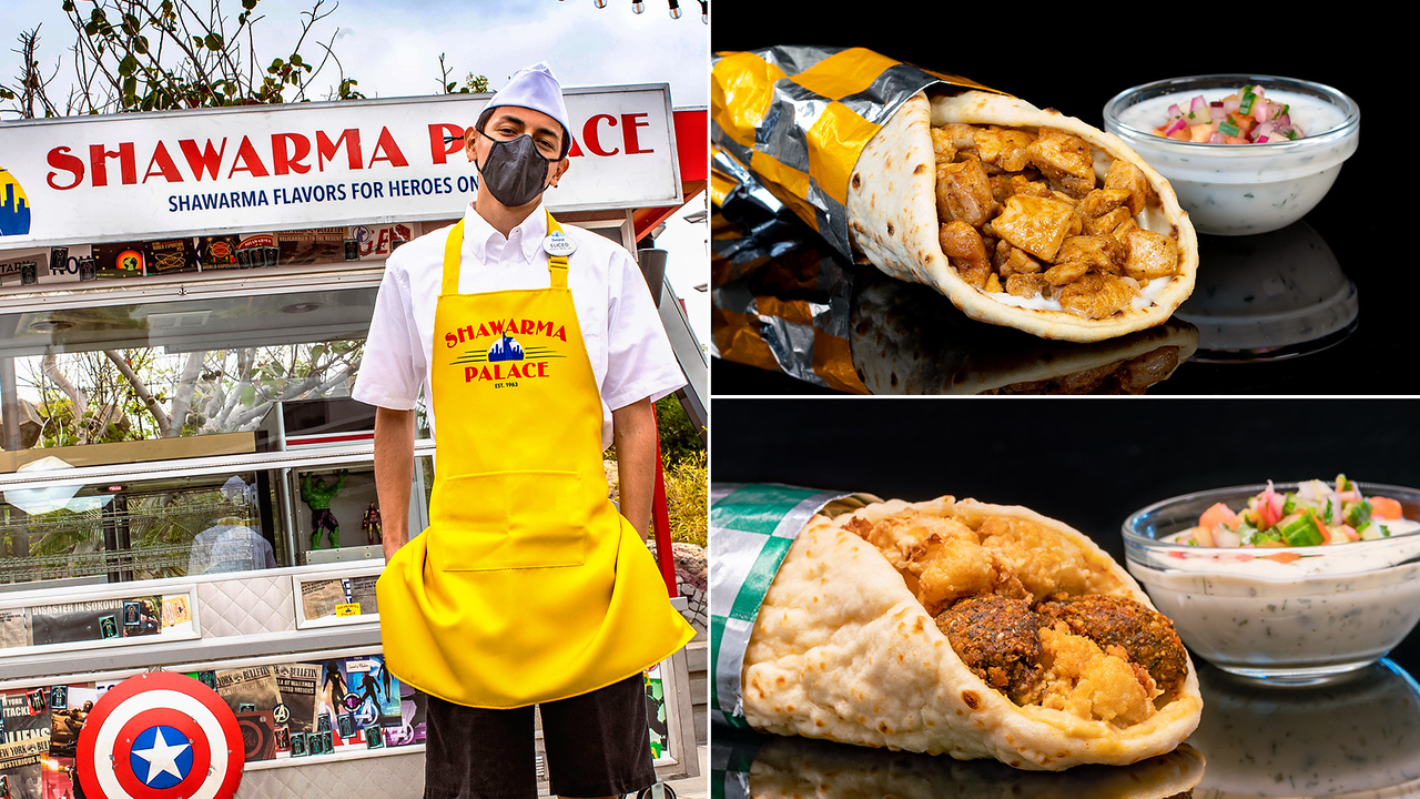 FIRST-LOOK-SHAWARMA-PALACE-breakfast-and-snack-menu-pricing,-pictures,-and-details-at-Avengers-Campus-cover