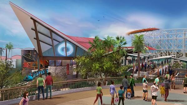 Sneak Peek at Incredicoaster opening this Summer at Disney California Adventure Park