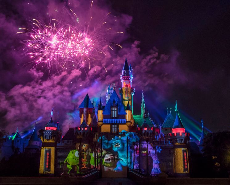 "WATCH: Full video of surprise debut ""Together Forever: A Pixar Nighttime Spectacular"""