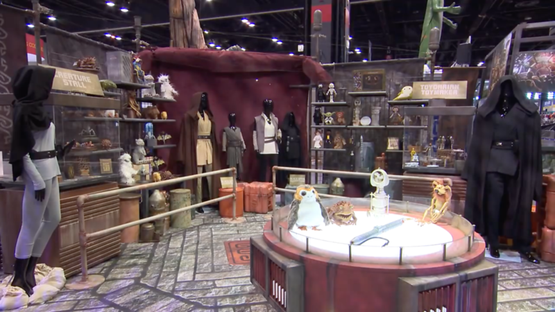 Even more merchandise that will drain your credits in STAR WARS: GALAXY'S EDGE