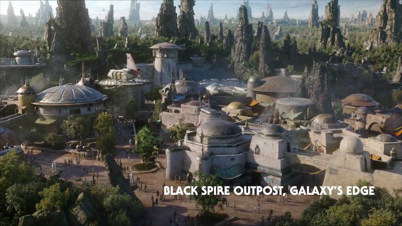 IN CASE YOU MISSED IT: Reservations opening soon for #StarWarsGalaxysEdge