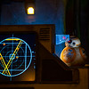 BB-8 in Star Wars: Rise of the Resistance