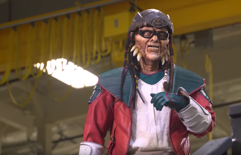 Crazy realistic Audio Animatronics are coming to STAR WARS: GALAXY'S EDGE including Hondo Ohnaka!