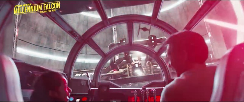 WATCH: New look inside STAR WARS: GALAXY'S EDGE expansion