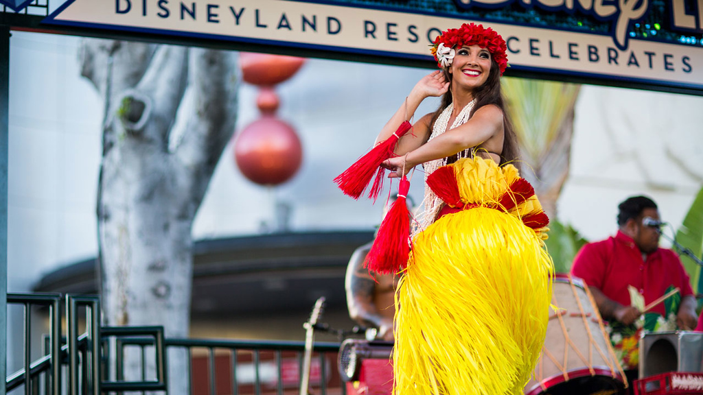 Downtown Disney summer nights come alive with themed nights, live entertainment