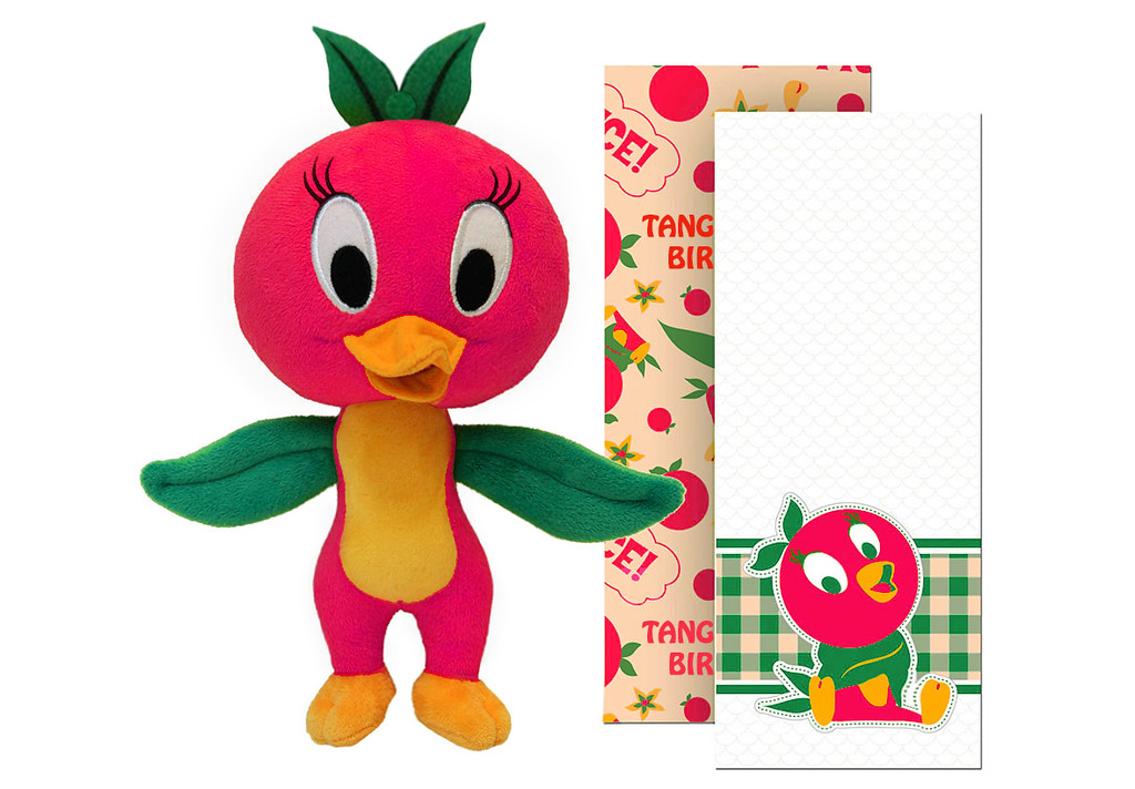 TANGERINE BIRD to join Orange Bird with new merch, dining, and more