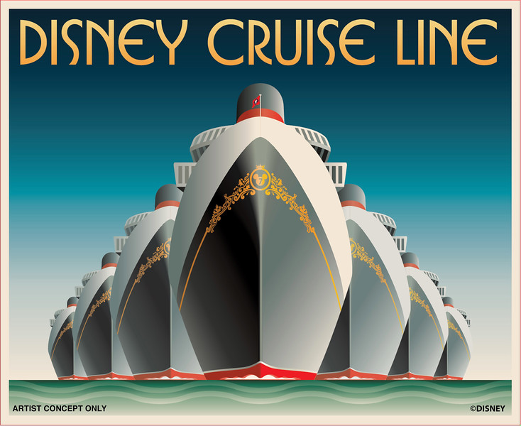 Disney Cruise Line nearly doubling fleet with THREE new ships by 2023, #D23Expo confirms