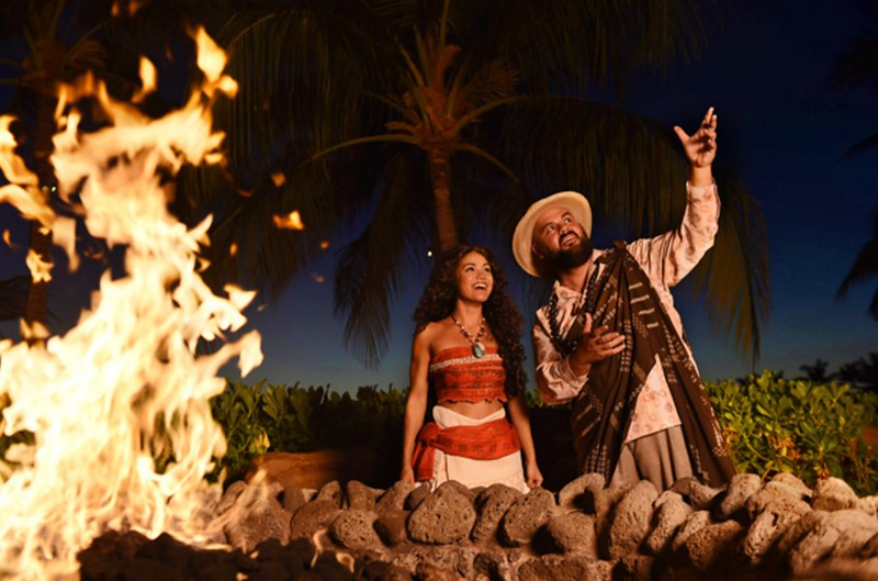 MOANA activities and experiences celebrate Hawaiian culture and life at AULANI
