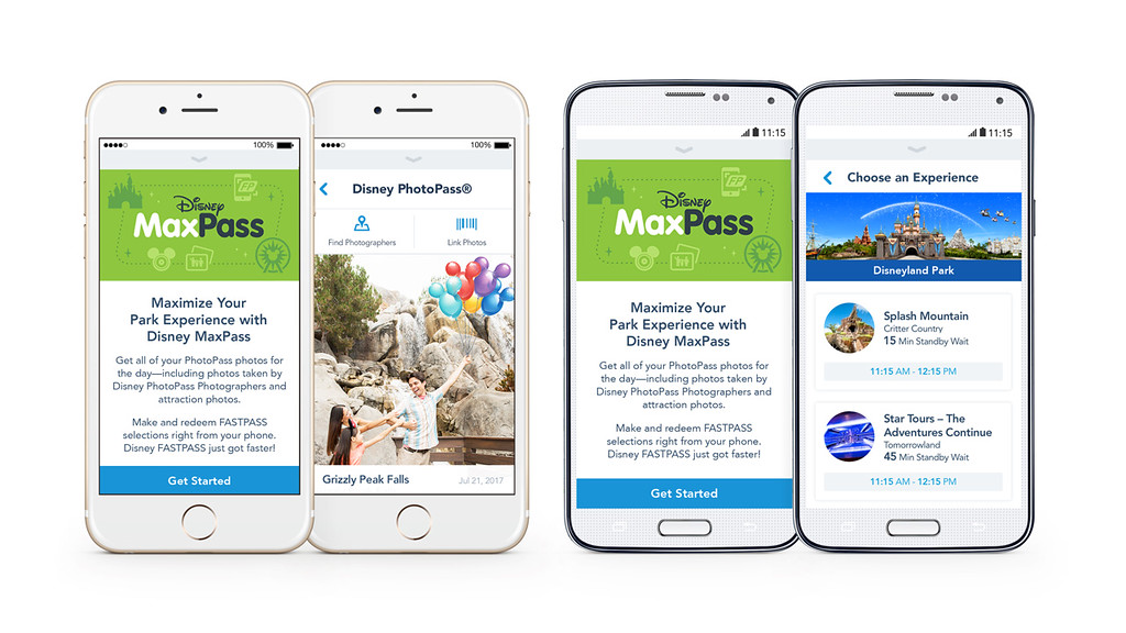 "CONFIRMED: MaxPass to roll out July 19 bringing ""Digital FastPass"" to Disneyland Resort"