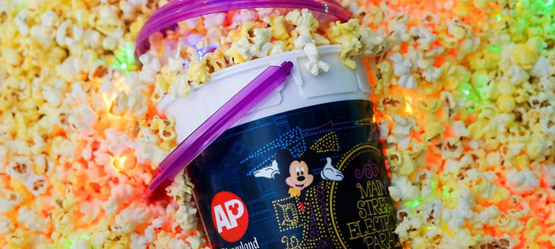 AP Perk: $1 popcorn refills are back!