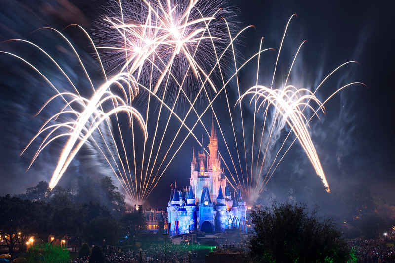 New Year's Eve at Walt Disney World promises pops of pyro, lots of light, magical musical merriment