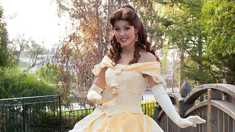 BEAUTY AND THE BEAST takeover of Disneyland's Fantasyland, Village Haus to change name/menu