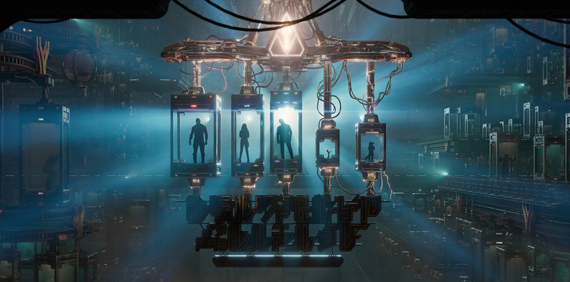 New concept art, new original character, plus song list and more details released for 'Guardians of the Galaxy – Mission: BREAKOUT'