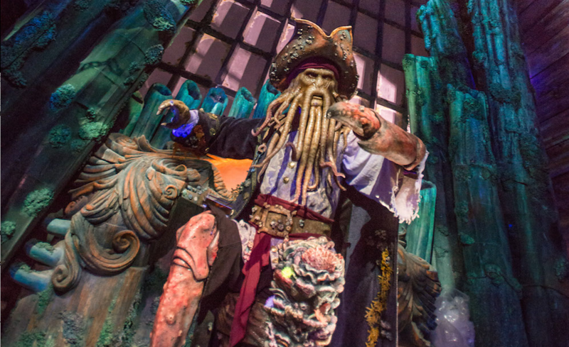 "WATCH: Full NEW 'Soarin"" attraction video plus Shanghai's Pirates, Castle walkthrough, and more!"