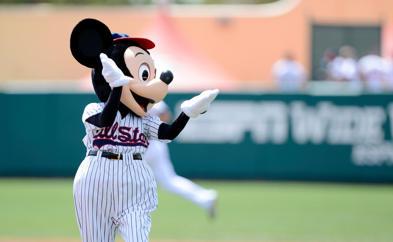 Atlanta Braves' 20th annual Spring Training schedule at Walt Disney World