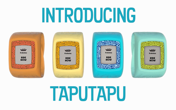 TAPUTAPU! Check out Universal's own version of MagicBands for upcoming VOLCANO BAY water park