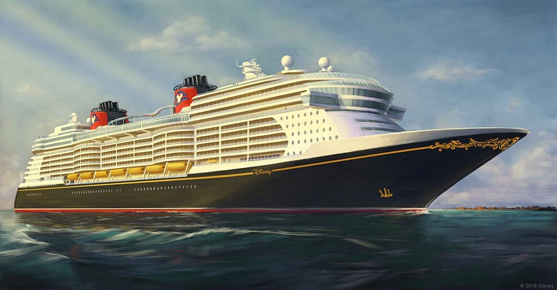 First look at new DISNEY CRUISE LINE ships coming as early as 2021