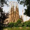 Barcelona, Spain - La Sagrada Familia