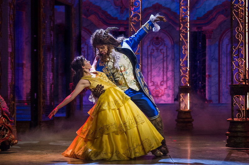 WATCH: 20-minute sneak peek of brand-new BEAUTY AND THE BEAST production aboard the Disney Cruise Line