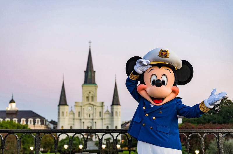 New Orleans, California, and Texas are 2021 destination highlights for Disney Cruise Line plus favorite departures from Florida