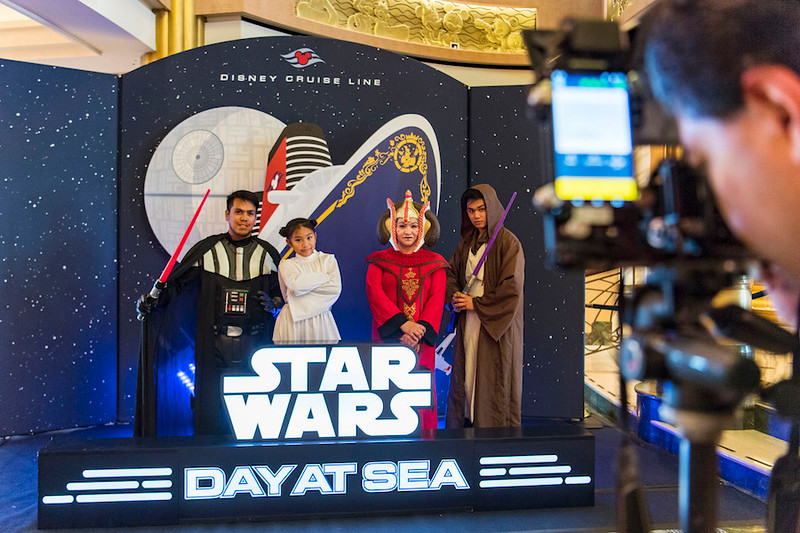 Star Wars Day at Sea