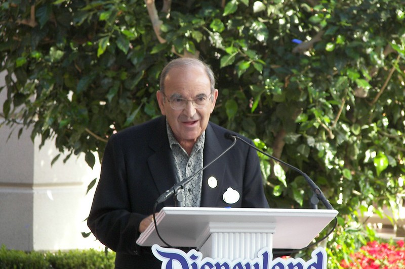 Disney Legend Marty Sklar has passed away at age 83