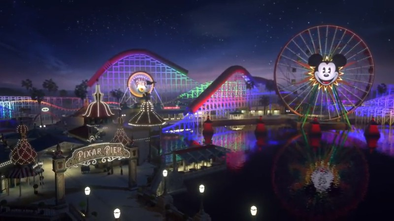 """Pretty Incredible"" commercial launches for PIXAR PIER"