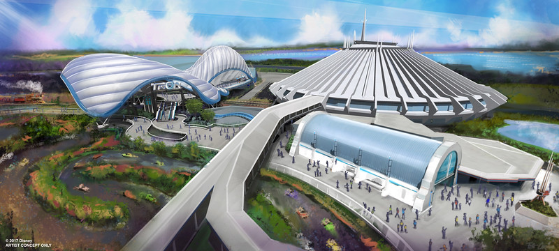 DETAILS: TRON coming to Magic Kingdom along with new theater