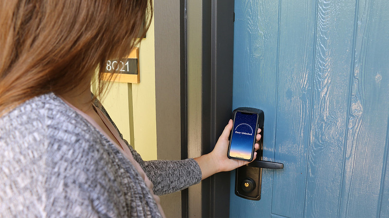 Unlock your Disney hotel room… with your phone