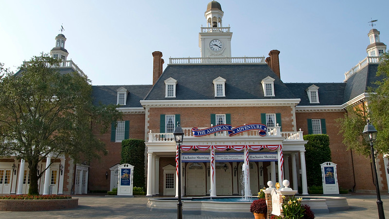 THE AMERICAN ADVENTURE refurb will introduce tech upgrade, new icons