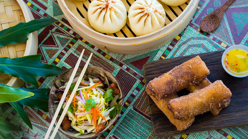 New menu items teased for TROPICAL HIDEAWAY at Disneyland