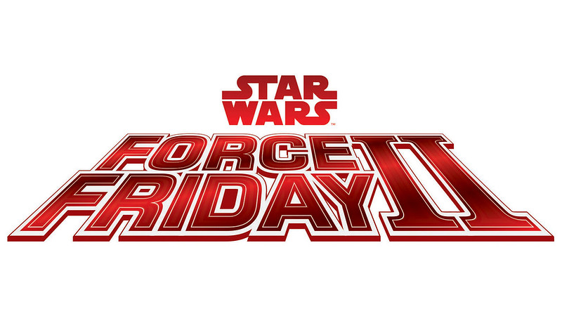 FORCE FRIDAY coming back to Disney Parks September 1st.
