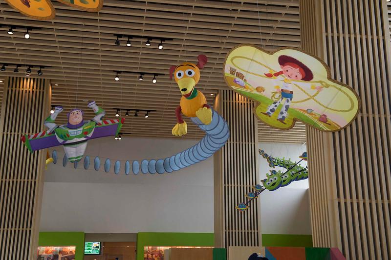 Shanghai Disney Resort Grand Opening, June  2016.<br /> <br /> Shanghai Disneyland<br /> <br /> Mickey Avenue<br /> <br /> Remy's Patisserie
