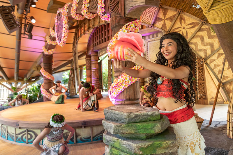 'Moana: A Homecoming Celebration' show debuts in Adventureland, Hong Kong Disneyland