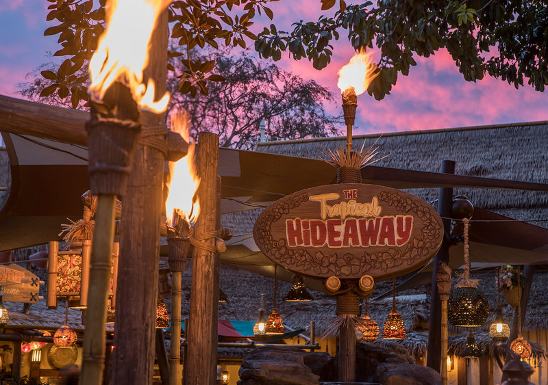 First look at TROPICAL HIDEAWAY; Rosita, market stalls, historical tributes!