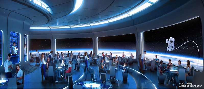 DETAILS: New rides, restaurant for Epcot confirmed at #D23Expo