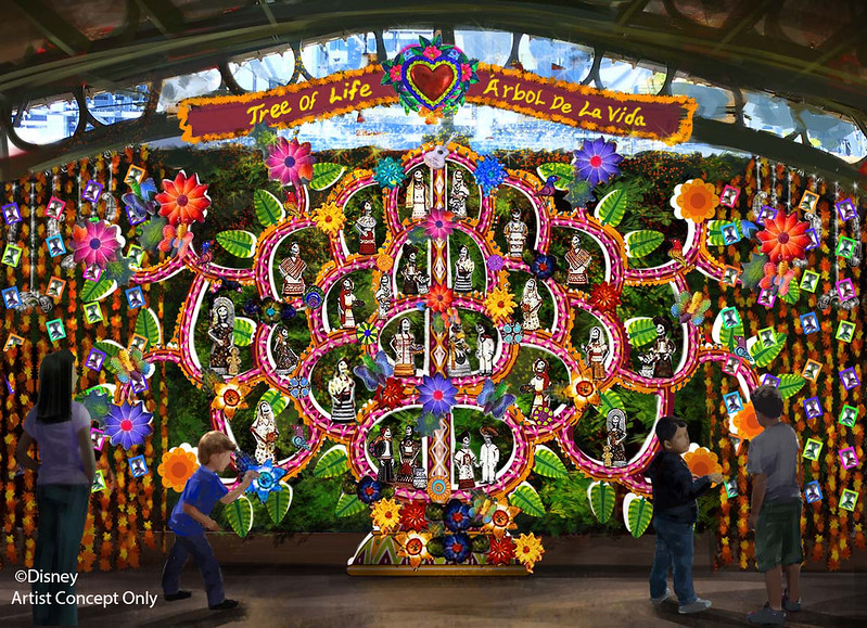 'Día Del Los Muertos' celebration at Disneyland Resort spans both parks, celebrates upcoming Disney-Pixar COCO