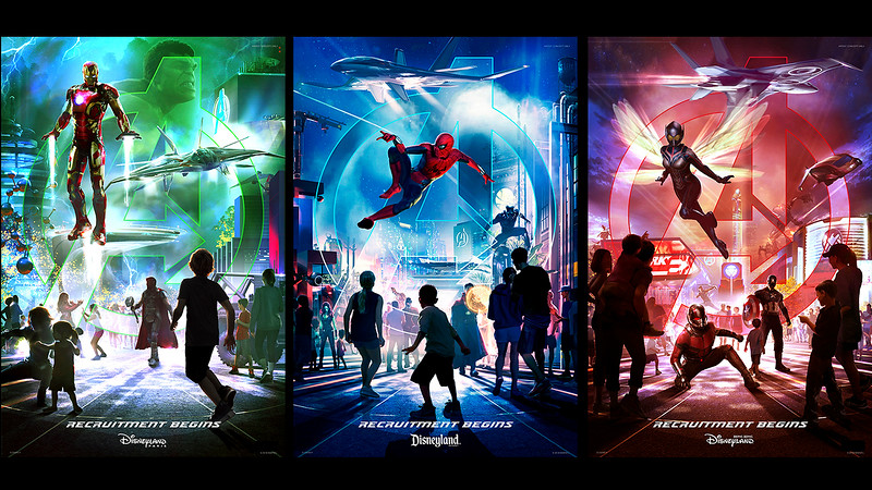 LOOK: Disney/Marvel finally confirm Super Hero themed land at DCA, expansion in Hong Kong, Paris