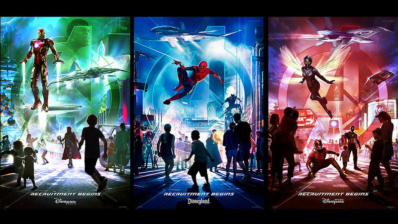 LOOK: Disney/Marvel finally confirm Super Hero themed land at DCA, expansion in Hong Kong, Paris