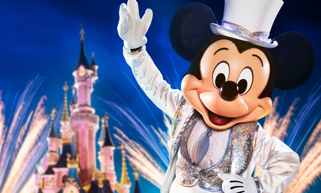 Disneyland Paris celebrating with 'Mickey 90 Mouse Party'