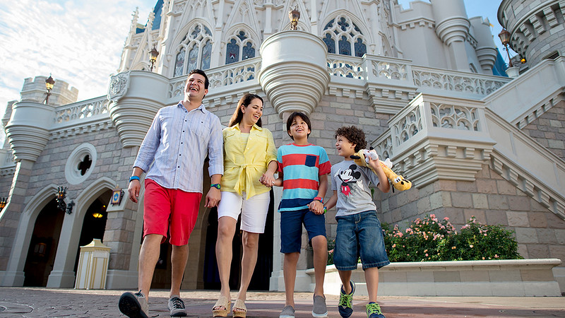 Peak-pricing and date-based tickets to launch soon at Walt Disney World